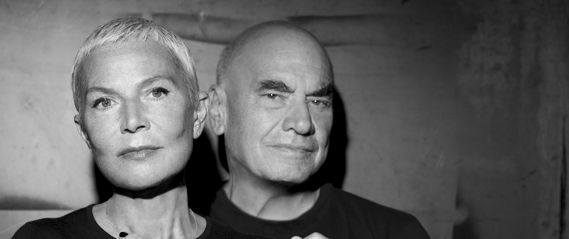 Doriana und Massimiliano Fuksas