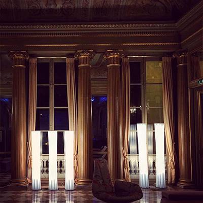 Slamp mit Elle Decor Italia beim Italienischen Kulturinstitut von Paris