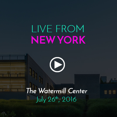 Live From New York – Day 1