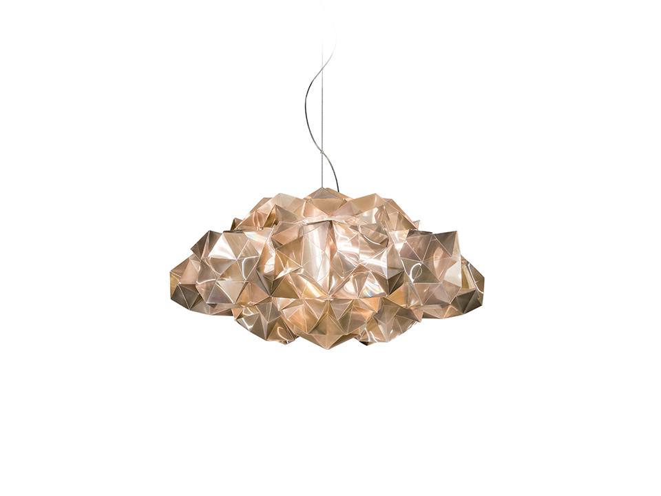 Drusa Suspension - Lampade a Sospensione - colore: Velvet