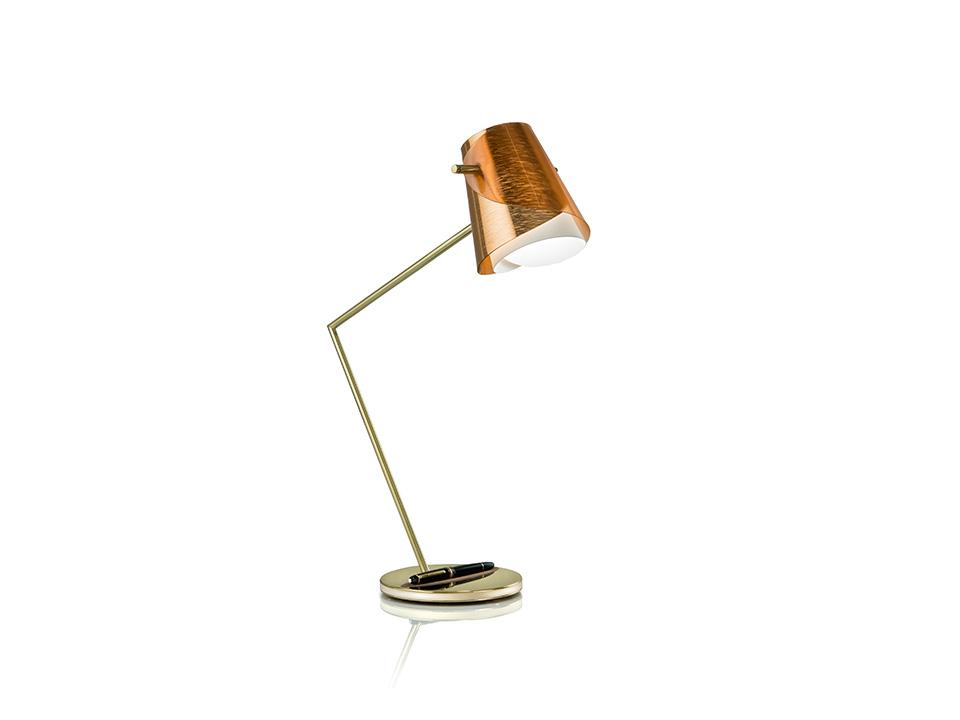 Overlay - Lampade da Terra/Tavolo - colore: Copper