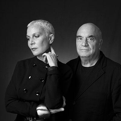 Doriana y Massimiliano Fuksas