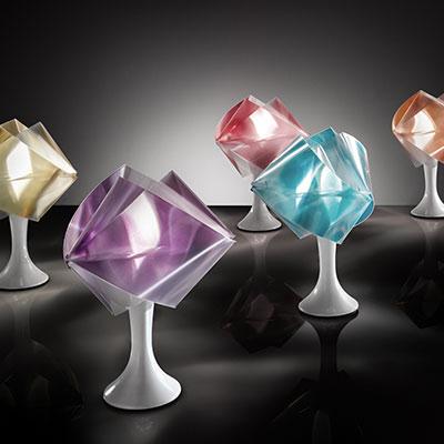 Gemmy Prisma Table Color