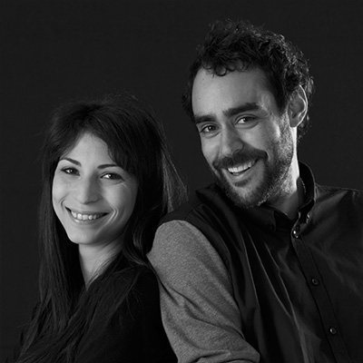 Valeria Pantone and Dennis Pavoncello