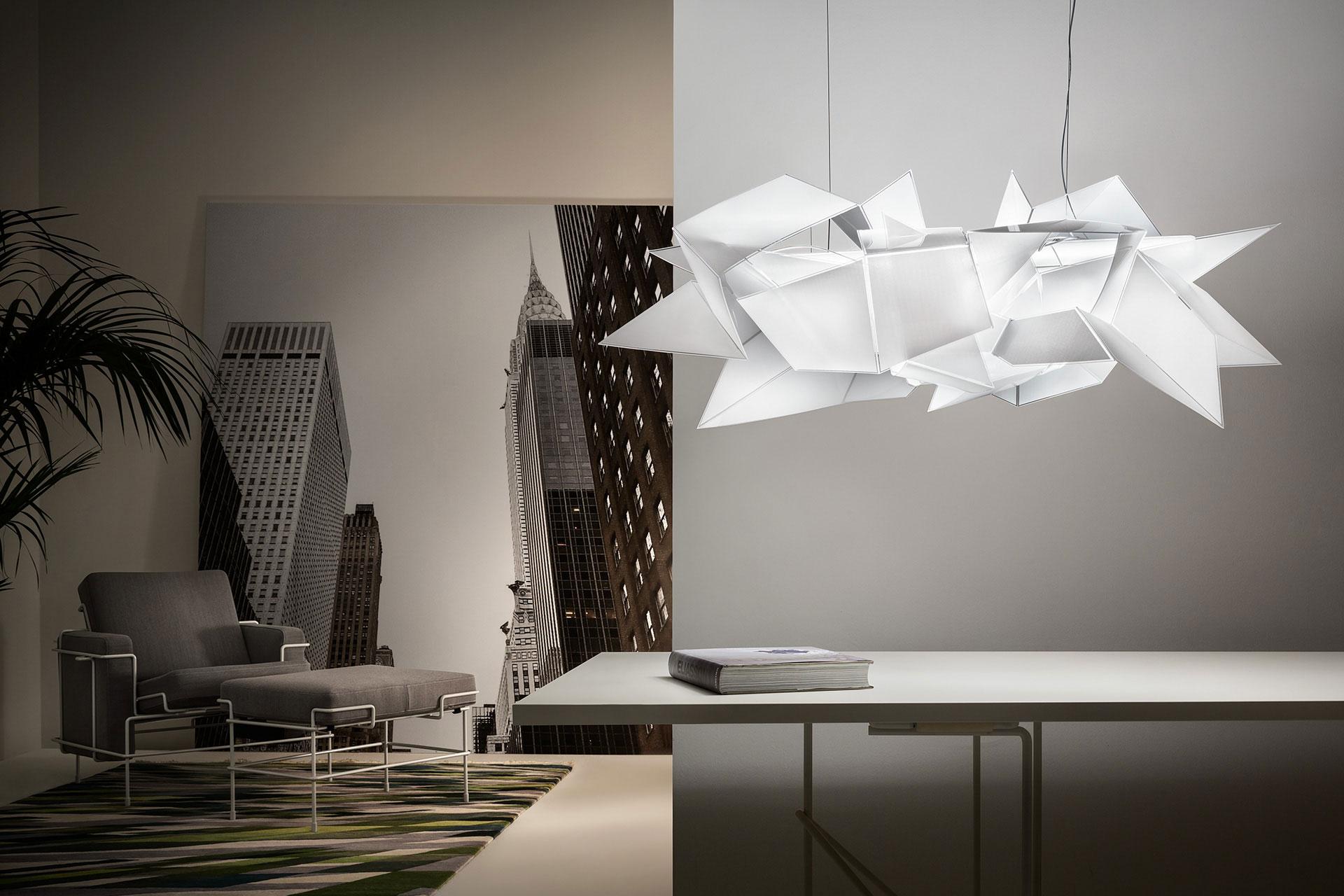 Slamp lampade di design lampadari di design lampade for Slamp lampadari