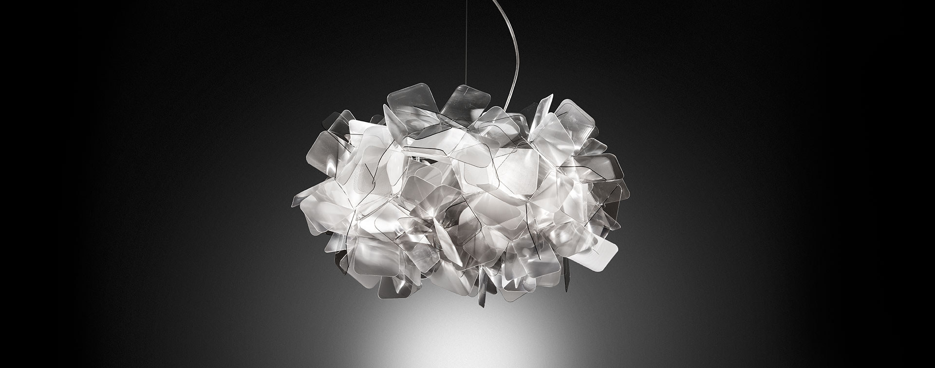 Clizia Large Suspension Lamp Slamp