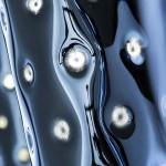 Dimple Suspension blue