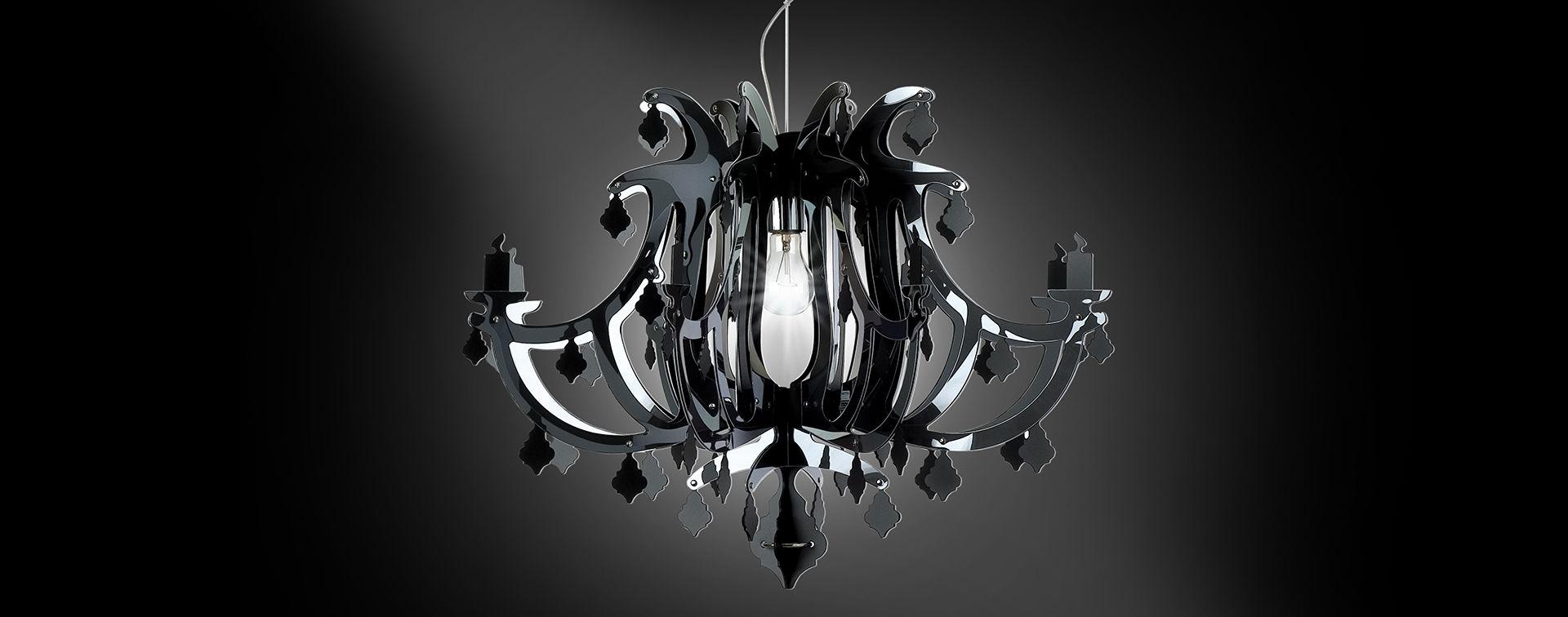 Ginetta Suspension Lamp Slamp
