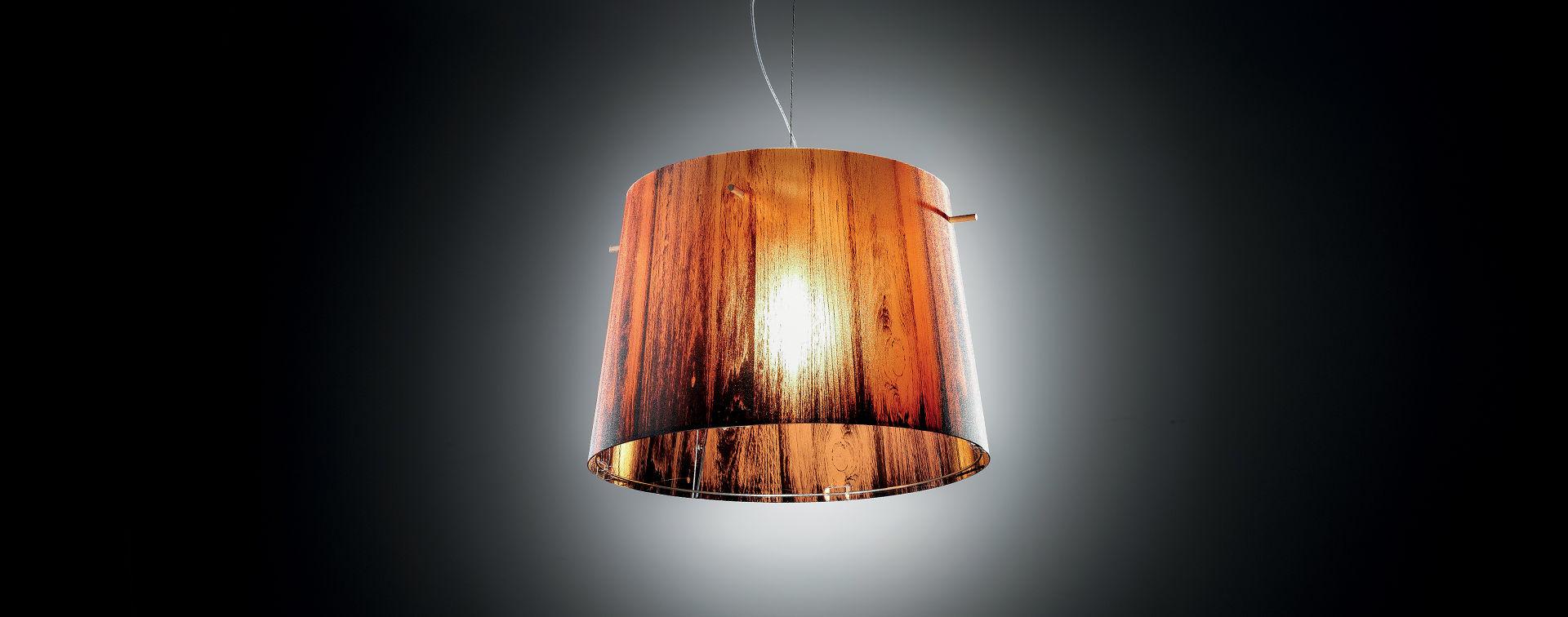 Woody Suspension Lamp Slamp