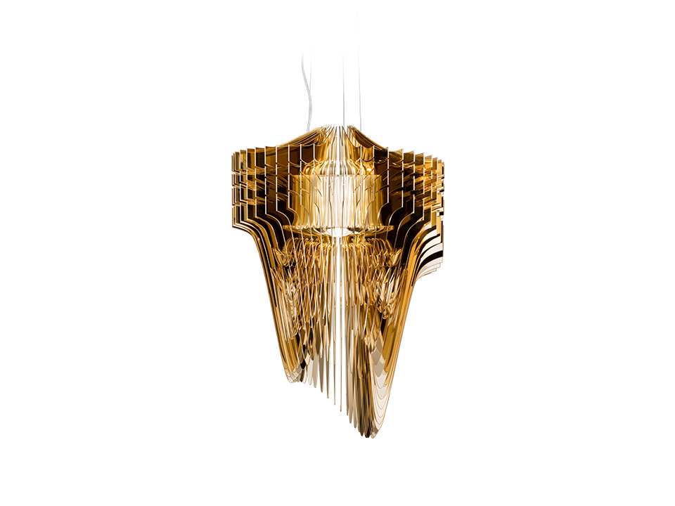 Aria Gold by Zaha Hadid