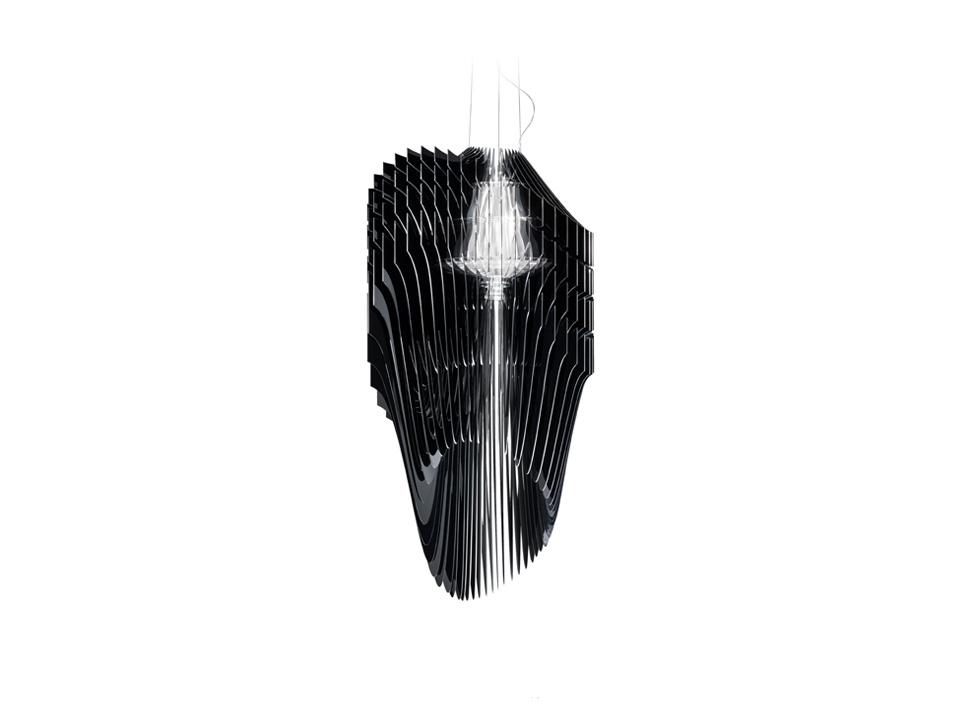 Avia - Suspension Lamps - colour: Black
