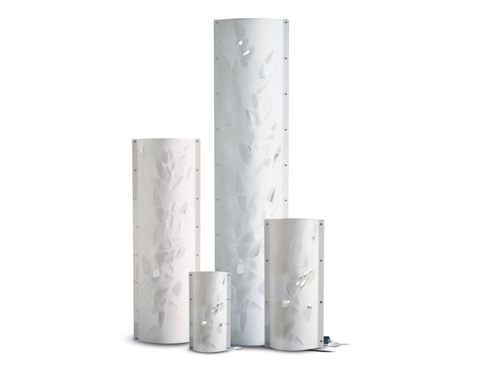 Bios Tubes - Bodenlampen - farbe: white