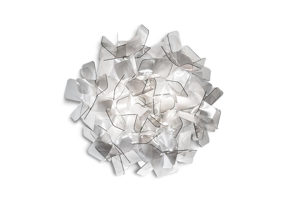 Clizia Fumé - Wall Lamps - colour: fume