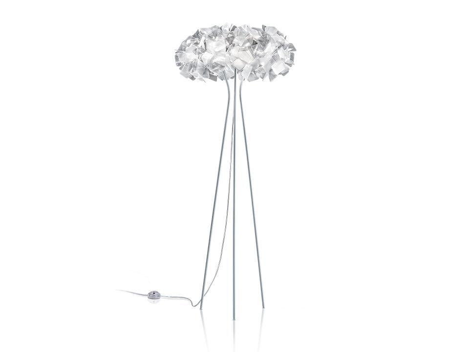 Clizia Floor Fumè - Lampes de Terre/Table - couleur: fumè