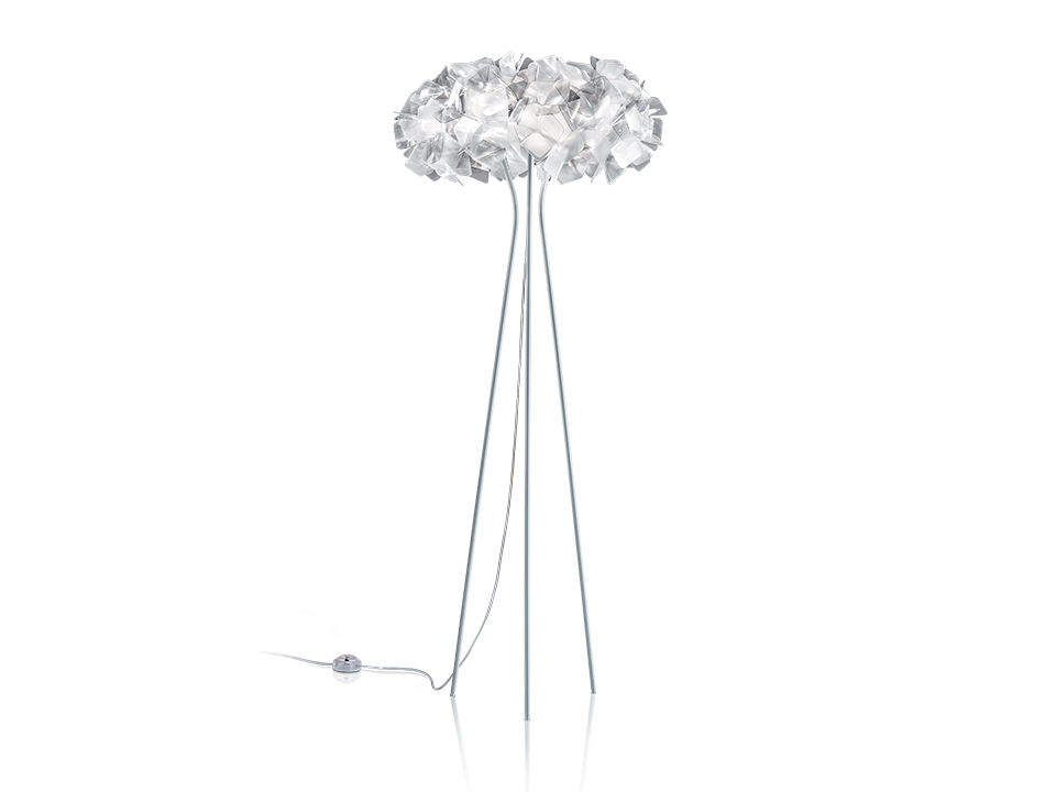 Clizia Floor Fumè - Floor/Table Lamps - colour: fumè