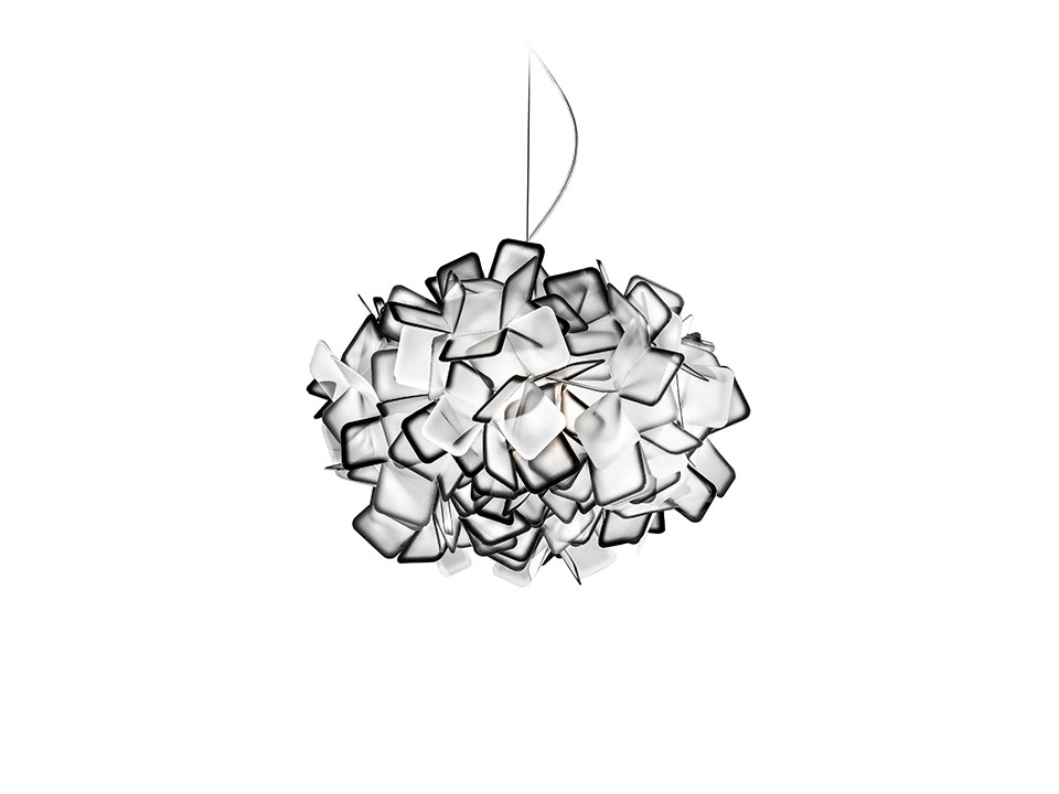 Clizia Suspension - Lampes a Suspension - couleur: black