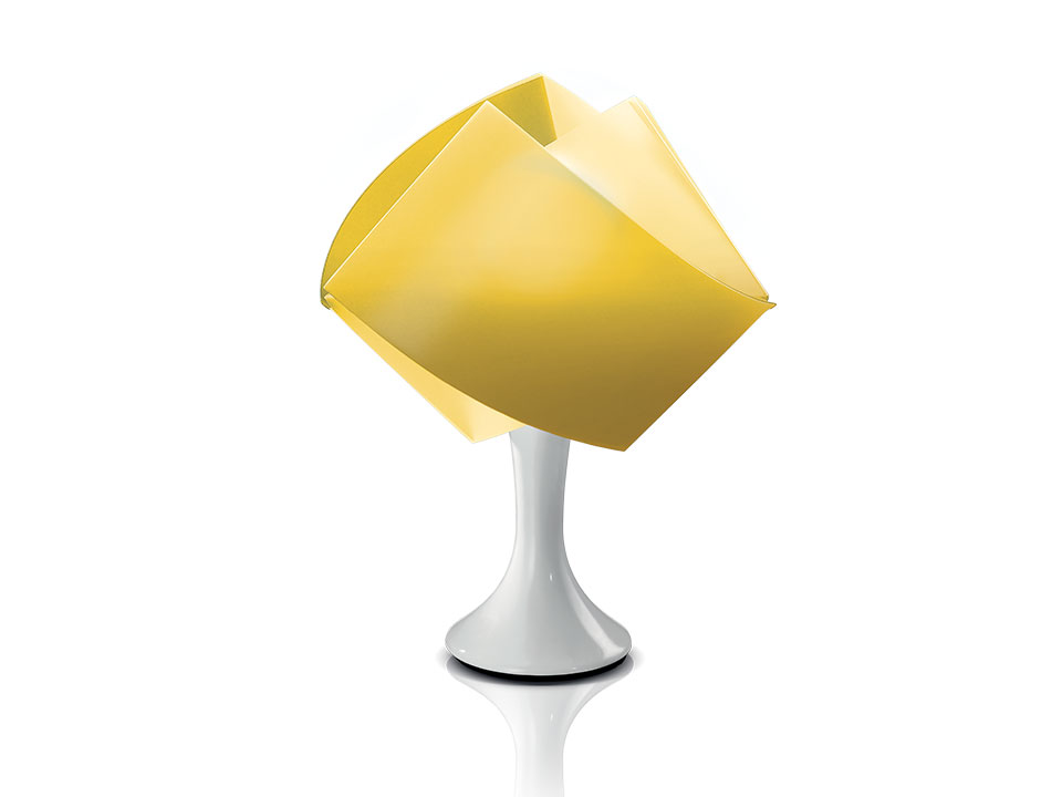 Gemmy Table - Table Lamps - colour: yellow