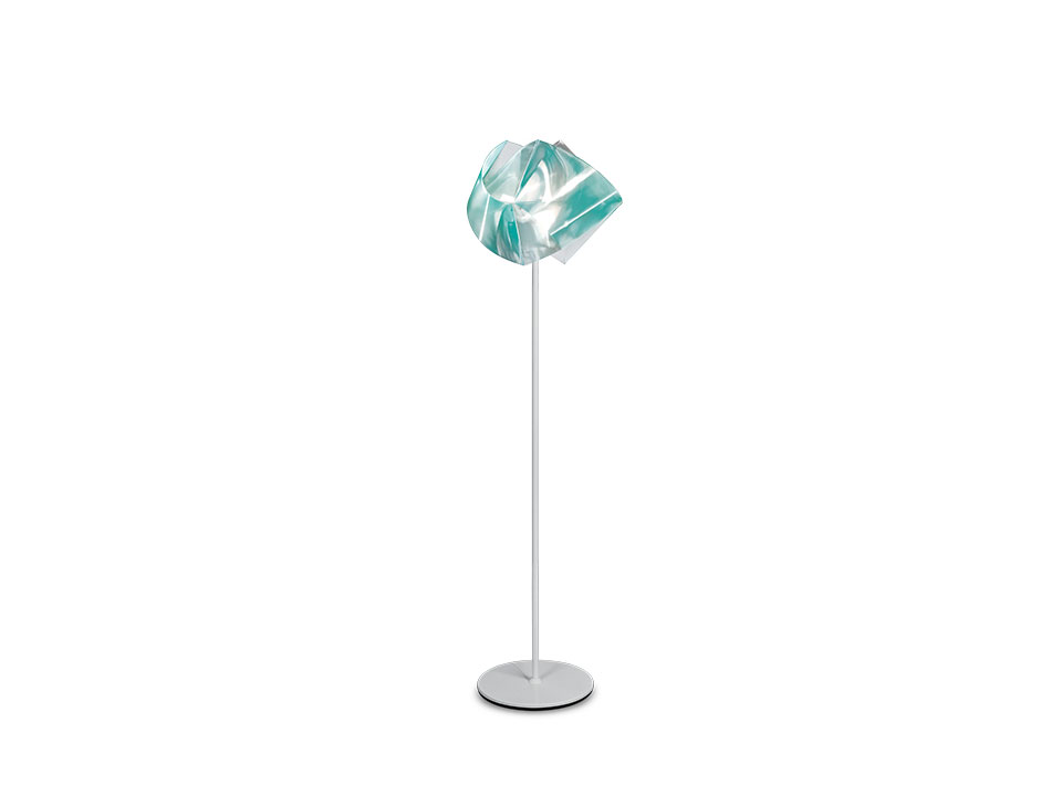 Gemmy Prisma Floor - Lampes de Terre/Table - couleur: emerald