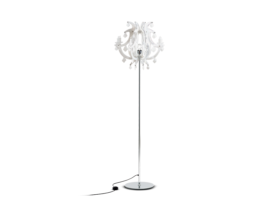 Ginetta Floor - Floor/Table Lamps - colour: