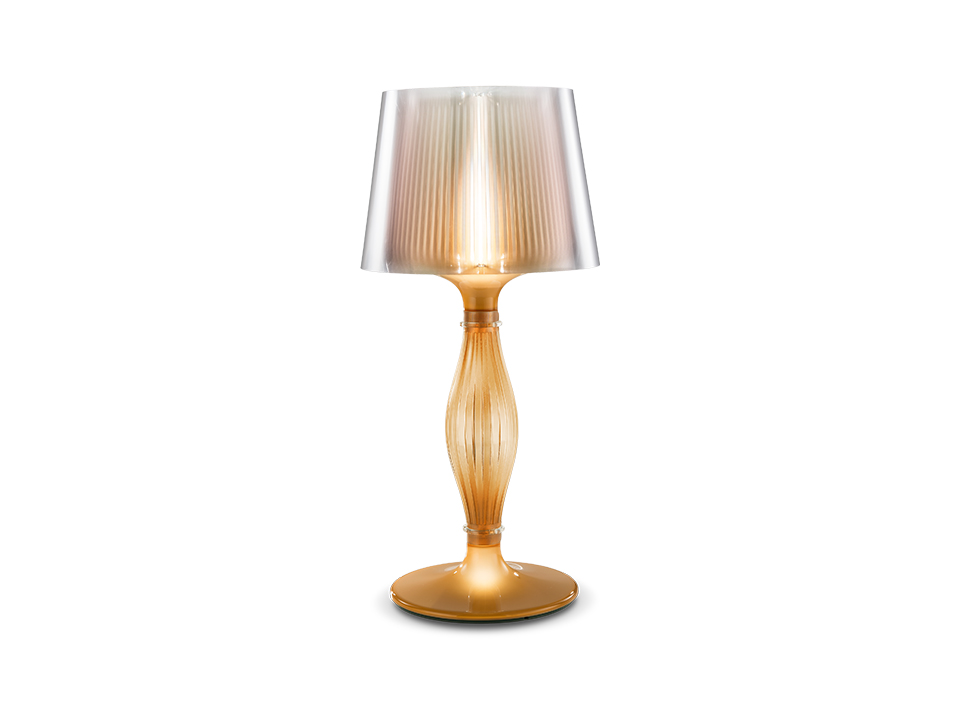 Liza - Table Lamps - colour: Yellow