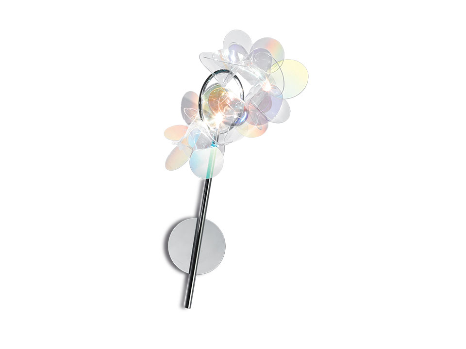 Mille Bolle Wall - Lampes Plafonnier/Applique - couleur: iridescent