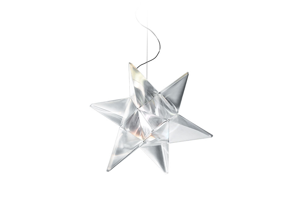 Superstar - Suspension Lamps - colour: small