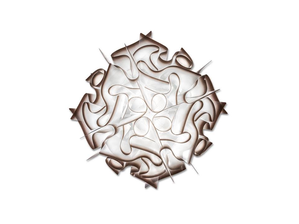Veli - Lampade a Soffitto/Parete - colore: russet