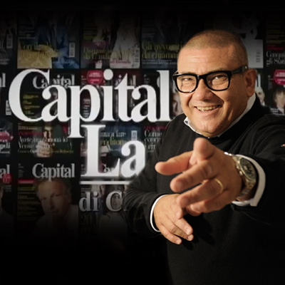 Capital-La Sfida: intervista a Roberto Ziliani