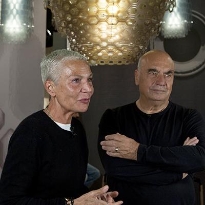 Doriana and Massimiliano Fuksas – interview