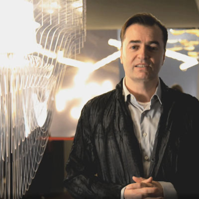 Aria Transparent – Patrik Schumacher interview