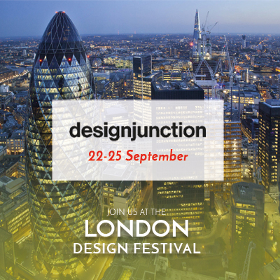 London Design Festival 2016, designjunction from 22th until 25th September